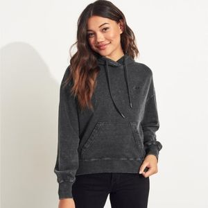 Nwt Hollister Pullover Hoodie Sweater Large